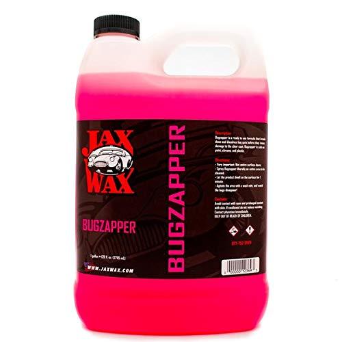 Jax Wax BugZapper Commercial Bug Remover - 1 Gallon (Best Car Paint Cleaner)