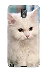 Christopher B. Kennedy's Shop 2254489K45240433 For Galaxy Note 3 Protector Case Persian Cats Phone Cover