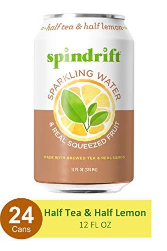Spindrift Sparkling Water Half
