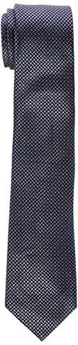 Roberto Verino Herren Krawatte 74300022, Blau (Marine), U