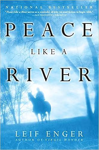 Peace Like A River Pdf
