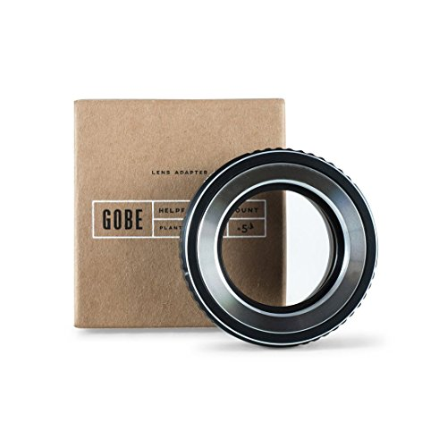 Gobe Lens Adapter: Compatible with M42 Screw Lens and Sony E-mount Camera Body by Gobe