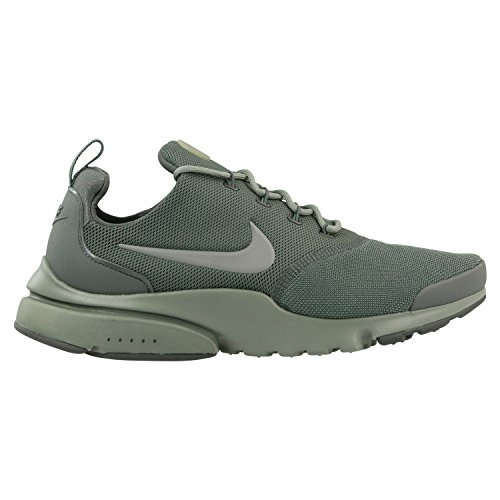Forest Green History Arch - NIKE Men's Presto Fly HK, River Rock/Dark Stucco, 10 M US