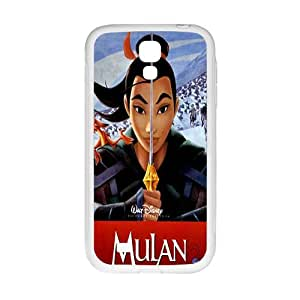 Happy Mulan Case Cover For samsung galaxy S4 Case