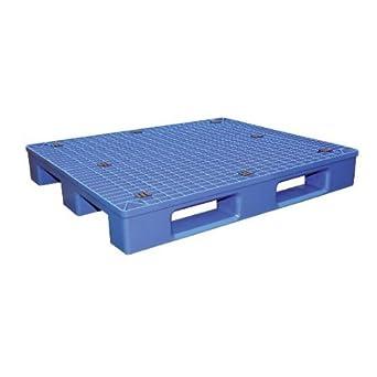 Rajyog Corrugated Top Plastic Pallets (Non Reversible) 1000L