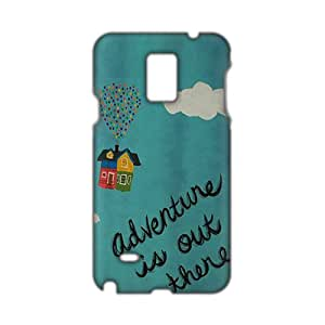 Disney Quotes 3D Phone Case for Samsung note4