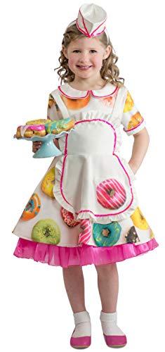 Princess Paradise Kids Toddler Costume, Multi 6, 18 Months - 2T -