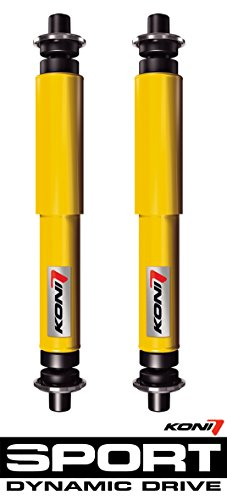 (Koni Sport (Yellow) Shock 06-09 Mazda MX-5 Roadster - Rear)
