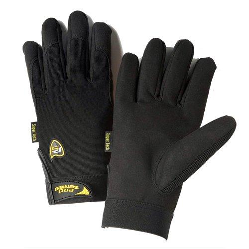 Price comparison product image West Chester 86300 Pro Series Supertech Gloves,  Large,  Black