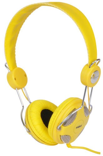 3aa397c73b5 Buy Envent (ET-HP043-YL) MusiMe Headphone (Yellow) Online at Low Prices in  India - Amazon.in