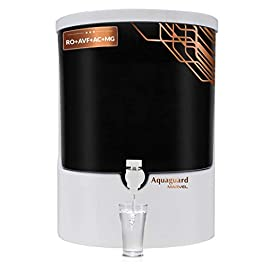 Eureka Forbes Aquaguard Marvel RO + Advanced Virus Filter + Active Copper + Mineral Guard Technology (8L) Water Purifier…
