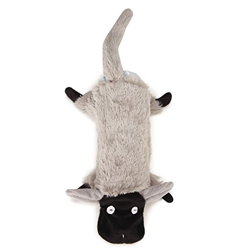 - Zanies Barnyard Unstuffies Dog Toys, Large Sheep, 22