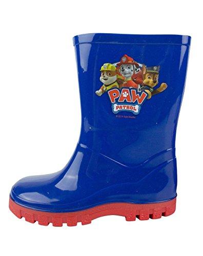 Paw Patrol Character Shield Boys Wellies