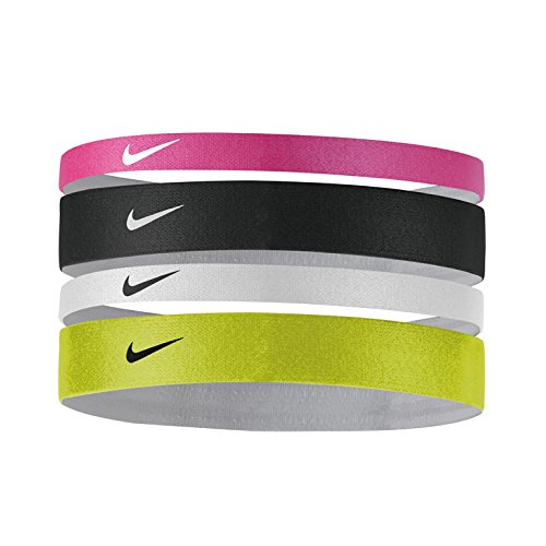 Price comparison product image Nike Printed Headbands - Assorted 4-Pack