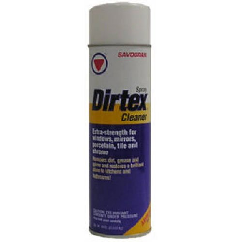 Savogran 10761 Dirtex Spray Cleaner, 18 Oz.