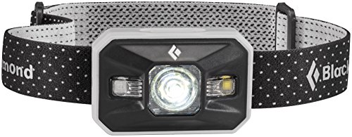 Black Diamond Storm Headlamp, Aluminum