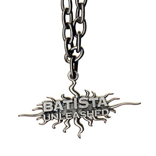 WWE Batista Unleashed Pendant Necklace (Wwe Pendant)