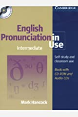 English Pronunciation in Use Intermediate with Answers, Audio CDs and CD-ROM Paperback
