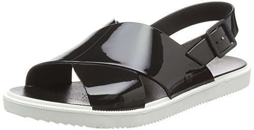 Sandal Sandales Noir Match Zaxy Talon noir À Femme 1BOqxS
