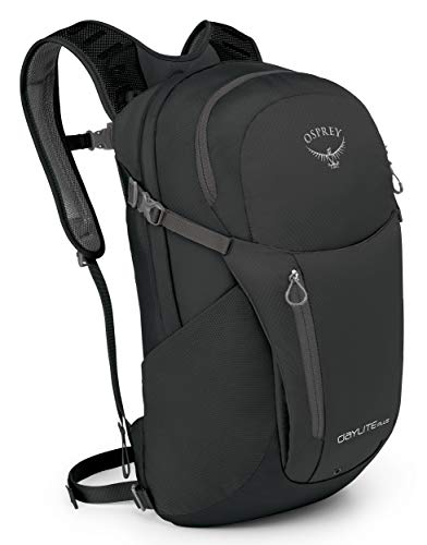 Osprey Packs Daylite Plus Daypack, Black