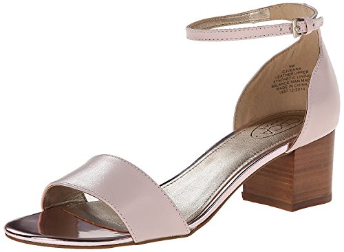 Circa Joan David Sandals (Circa Joan & David Women's Venna Dress Sandal, Light Pink, 6.5 M US)