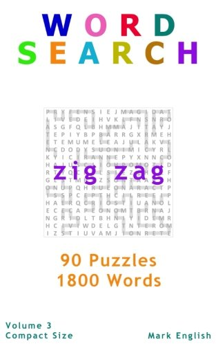 Top word search zig zag for 2020