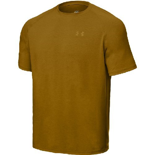 Under Armour Army (Tactical Tech S/S T-Shirt - Army Brown - 3X-Large)