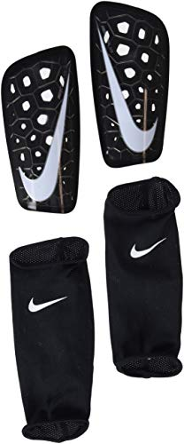 Nike Mercurial Lite Soccer Shin Guards (Medium, Black)