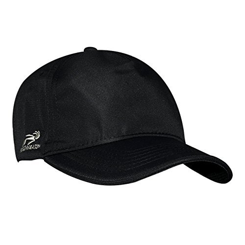 Headsweats 5 Panel Podium Hat (Black) ()
