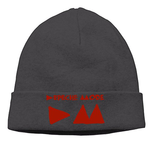 e11366147c1 Depeche Mode Band Delta Machine Knit Beanie Hat Designer Cool Beanies Cap   Amazon.de  Bekleidung