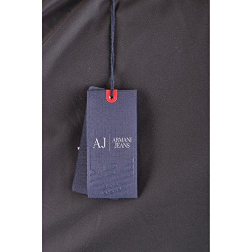 Negro Negro Armani Abrigo Jeans Armani Armani Abrigo Jeans 0q7wPxRn