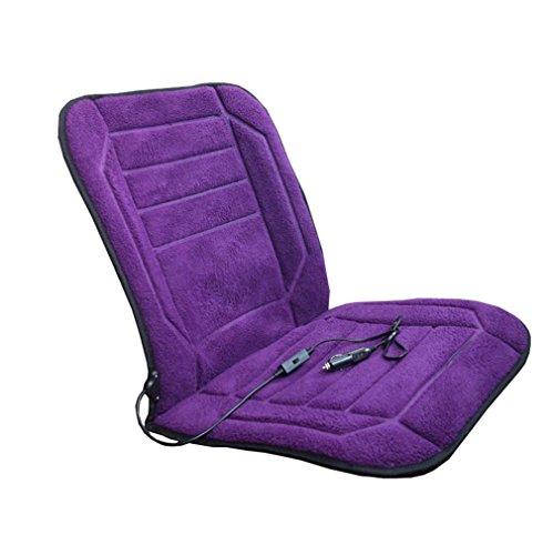 Rumas Car Heated Seat Cushion Cover Auto 12V Heating Heat...