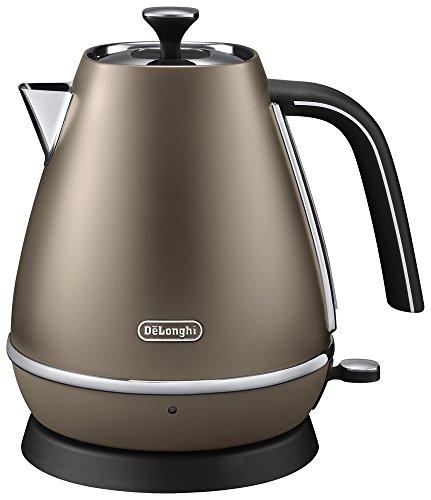 DeLonghi Distinta collection Electric kettle KBI1200J (Future Bronze)