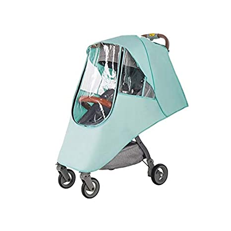 Mother & Kids Baby Stroller Accessories Universal Waterproof Rain Cover Wind Dust Shield Zipper Open For Baby Strollers Pushchairs