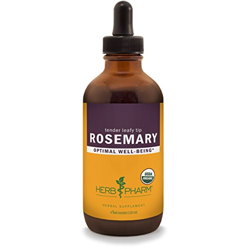 Bioactive Extract - Herb Pharm Certified Organic Rosemary Extract - 4 Ounce