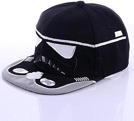 BQMLKF Gorra De Béisbol De Los Hombres Hip Hop Baseball Hat Flat ...