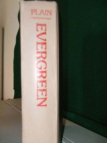 Evergreen (authors) Belva Plain (1979) published by HarperCollins Publishers Ltd [Hardcover]