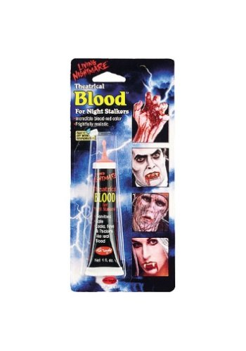 Blood Living Vampire (Halloween Fake Blood)
