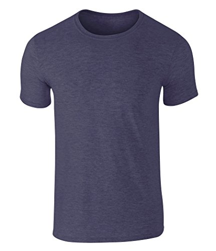 Have It Tall Men's Fashion Fit T Shirt Heather Navy Small Tall ()