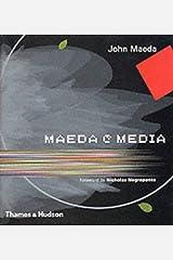 Maeda @ Media by John MAEDA (2000-05-03) Paperback