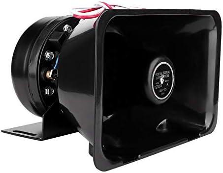 FT ELECTRIC- 12V 200W Super Loud Universal Car Warning Alarm Horn Speaker Work With Alarm System Car Horn Car Accessories 41RlJsE9CFL