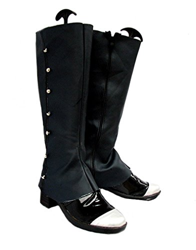 Bromeo Black Butler Kuroshitsuji Ciel Strawberry Ver Cosplay Schuhe Stiefel Stiefeletten