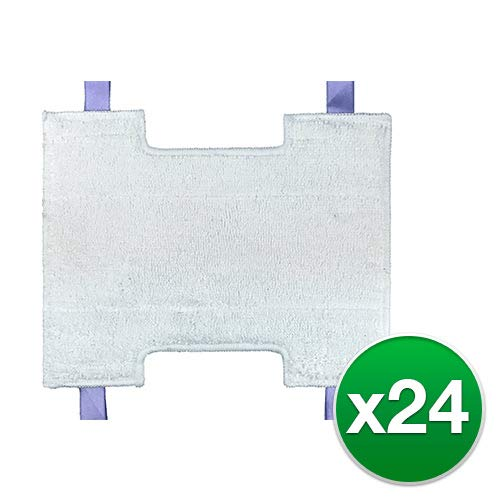EnviroCare Replacement Cleaning Pads for Shark XT356/P200W/1113 (6 Pack) by EnviroCare