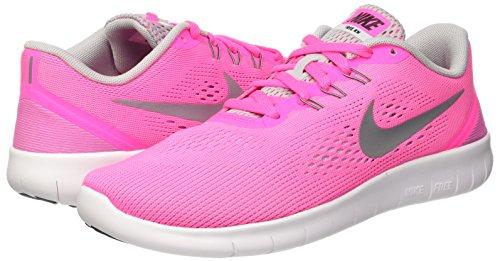 Blast Gymnastique blk rose pnk white Rose De gs Slvr Pour Mtllc Filles Chaussures Free Rn Nike ZaqRUPXw