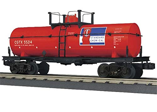 MTH TRAINS; MIKES TRAIN HOUSE STD Chemical Tank CAR