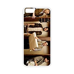 iPhone 6 4.7 Inch Phone Cover White Mumford & Sons EUA15971321 DIY Unique Cell Phone