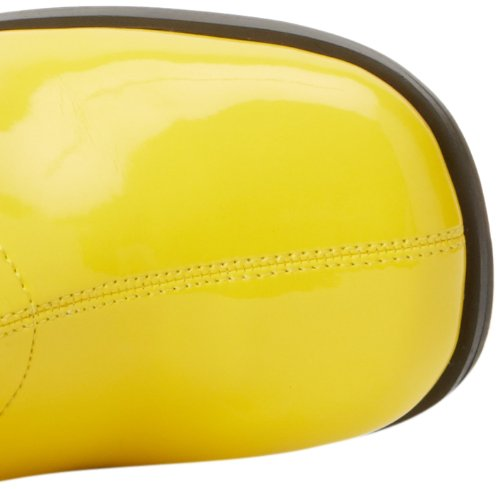 Funtasma By Pleaser Womens Gogo-300 Boot Yellow Patent