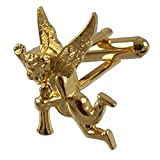 Select Gifts Gold-tone Cupid Valentine Cufflinks