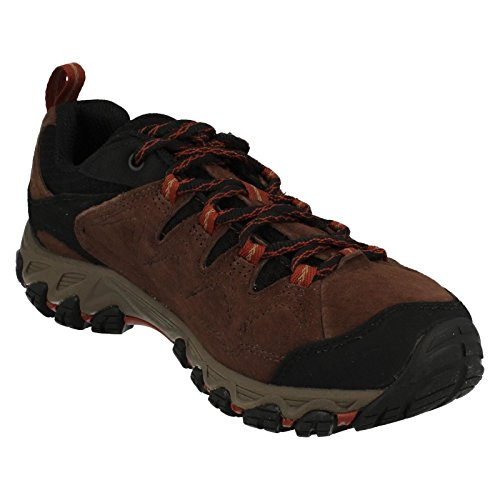 marrone Merrell Serraton Shoes Walking Espresso qq46Iw