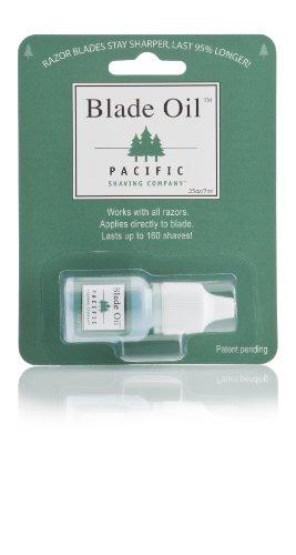 Pacific Shaving Company Blade Oil